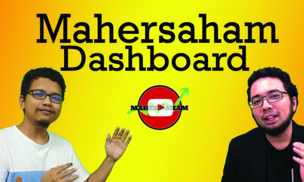 Cara Analisa Mahersaham Dashboard