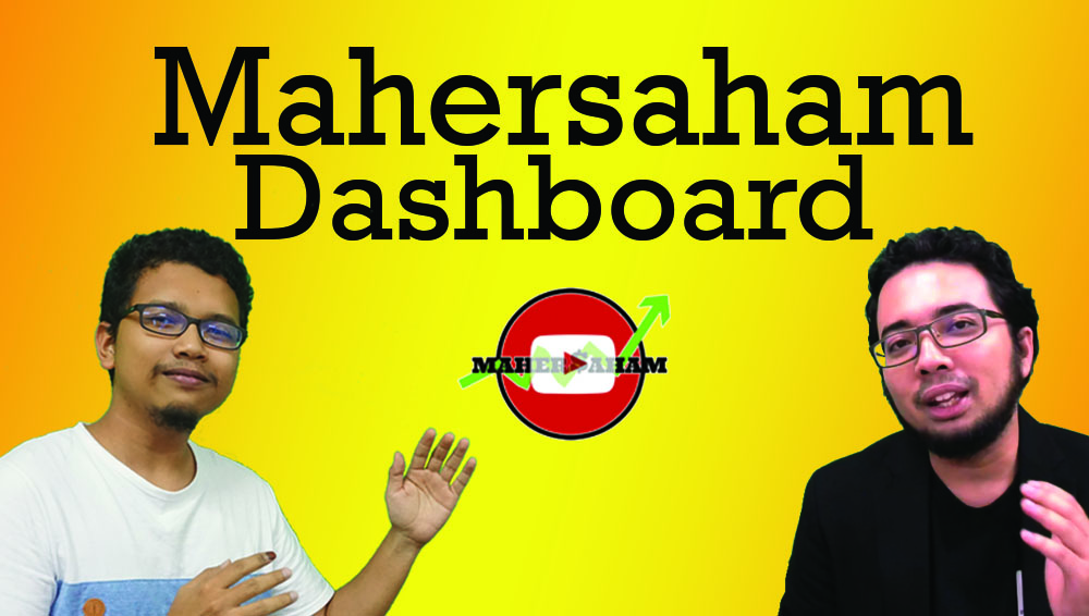 Cara Analisa Mahersaham Dashboard