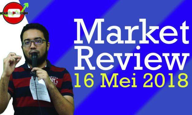 Market Review 16 Mei 2018