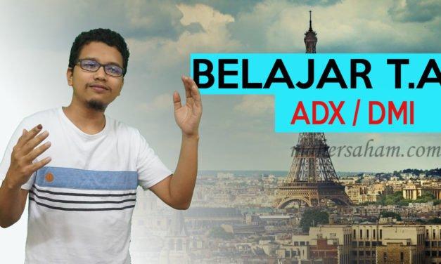 Technical Analysis Series – ADX / DMI