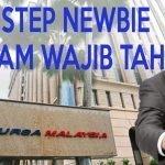 4 Langkah Newbie Saham WAJIB Tahu Sebelum Membeli Saham