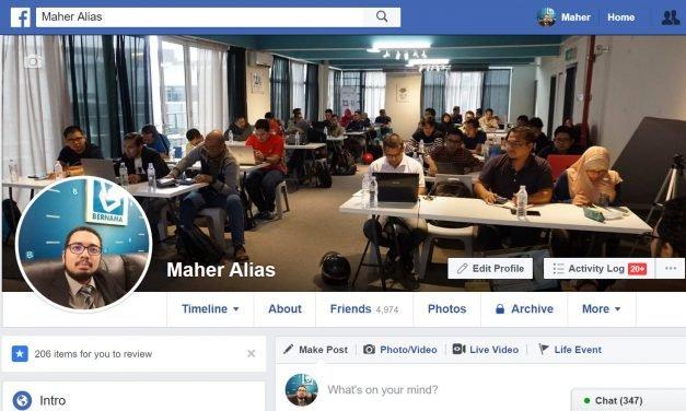 Personal FB Maher Alias #1 : Remisier