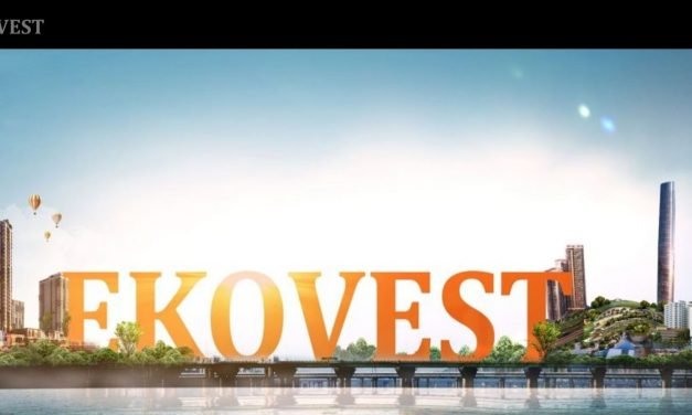EKOVEST potensi membentuk double bottom