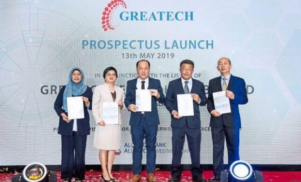 IPO Greatech Technology Berhad