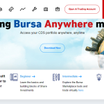 Tutorial Cara Guna Bursa Market Place