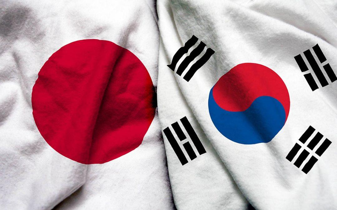 Japan Korea Spat Punca Sekatan Eksport