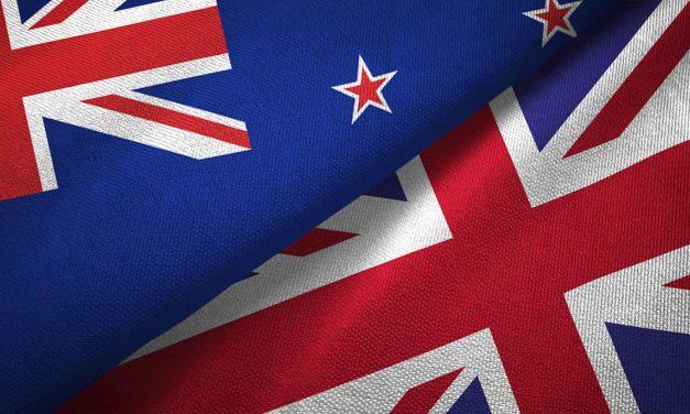 Pound-Dolar New Zealand Catat Kadar Pertukaran Terburuk