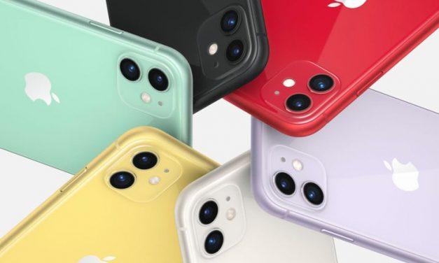iPhone11 Cabaran Apple Telefon Pintar Dunia