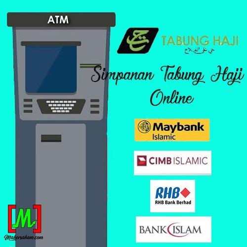 Tabung Haji Online boleh transfer guna semua Bank