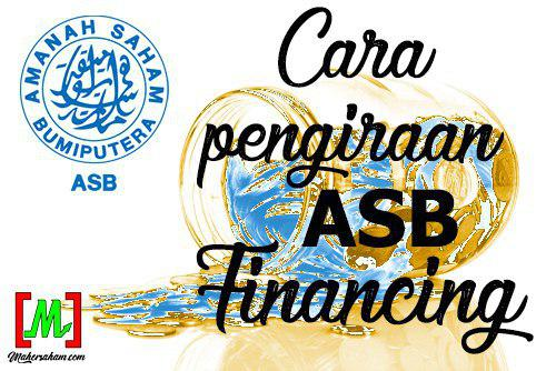 Cara Pengiraan ASB Financing dengan 2 Teknik