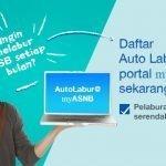 Melabur serendah RM30 dalam myASNB melalui Auto Labur