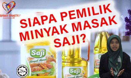 Siapa Pemilik Minyak Masak Saji?
