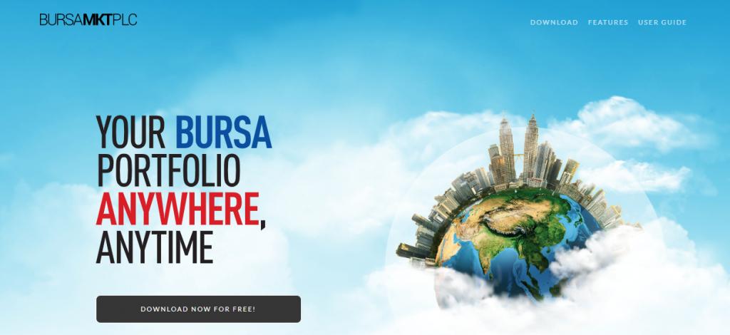 Aplikasi Bursa Anywhere