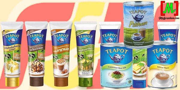 Siapa Pemilik Syarikat Susu Teapot?