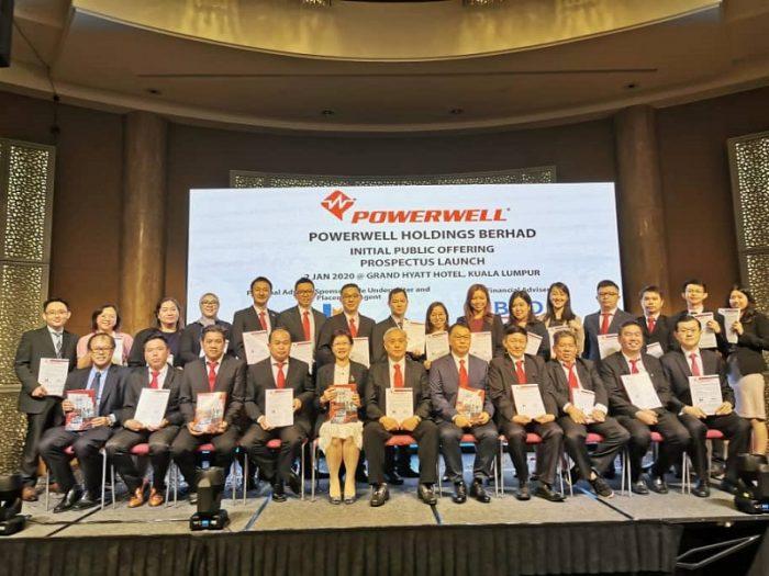 IPO Powerwell Holdings Berhad