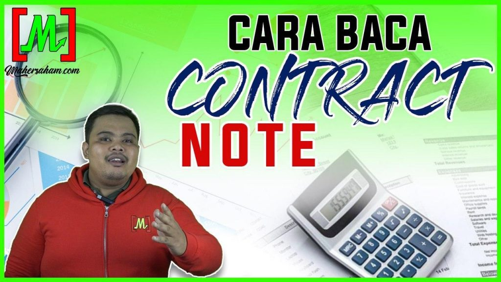 contract note