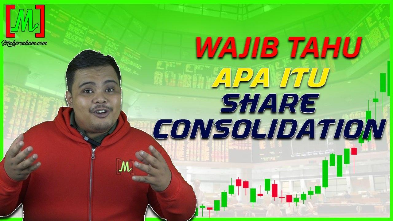 Share Consolidation