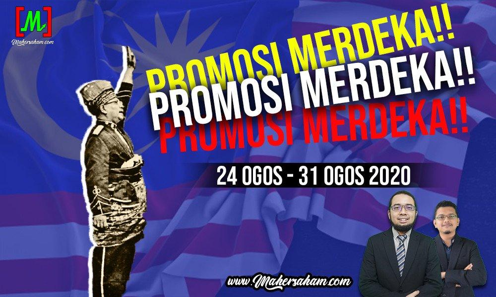 promosi merdeka