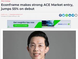 IPO ECONFRAME