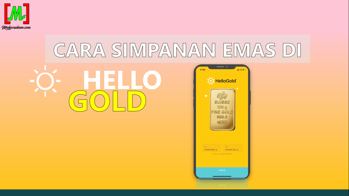 EMAS DI HELLO GOLD