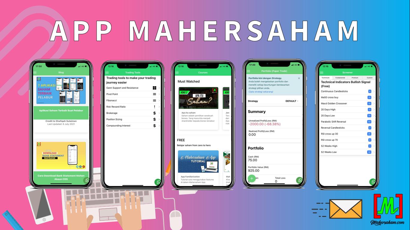 App Mahersaham