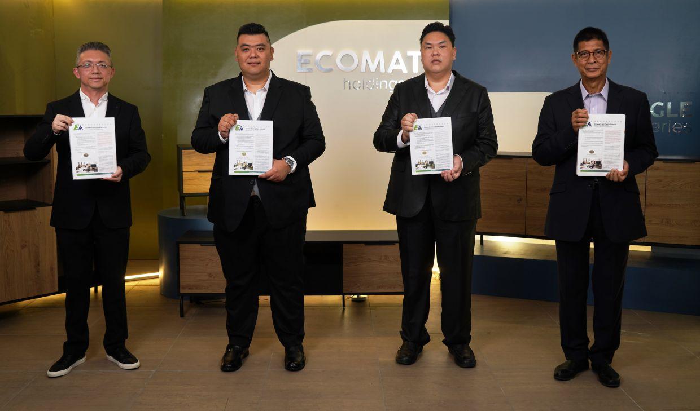 IPO ECOMATE HOLDINGS BERHAD